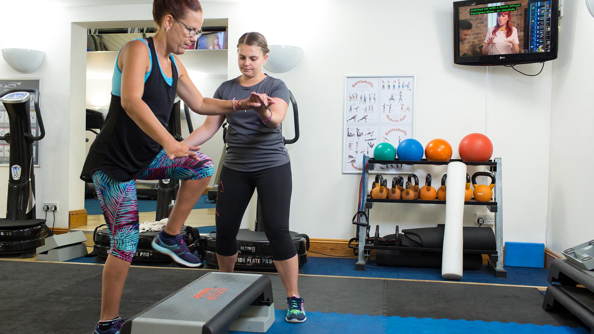 Emily Keen Personal Training Plymouth - Rehabilitation